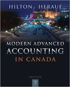 Modern Advanced Accounting - 7th Edition: NEW with online access West Island Greater Montréal image 1