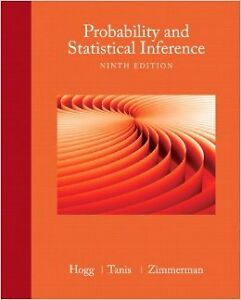 Probability and Statistical Inference 9th Edition