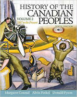 UWindsor: History of the Canadian Peoples: 1867 to the Present
