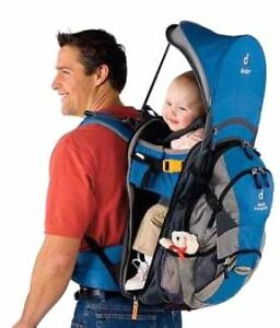Wanted: baby backpack