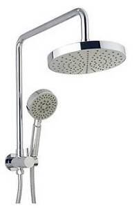 2 In 1 Twin Shower - Available In Round or Square Paradise Campbelltown Area Preview