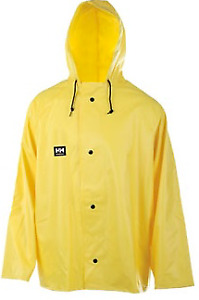 Helly Hansen PVC rain gear