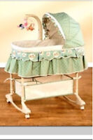 Simplicity 4 in 1 for children Convertible  Bassinet