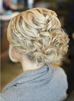 Looking for a Licensed Hair Dresser for my wedding!