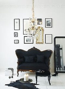 French Provincial Sofa or Chaise