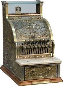 Recherche vieux cash register