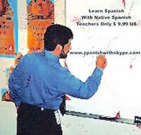 Mexican Spanish Lessons Native Professional Teachers  $13.35 CAD