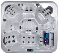 FACTORY HOT TUBS | Nevis Island Spa | Clearance Sale | SAVE BIG!