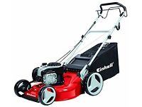 New Einhell GC-PM 51/1S 51cm 3-in-1 Easy Start Petrol Lawnmower with a Briggs and Stratton Engine