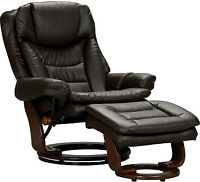 nouveau Fauteuil en cuir inclinable/new Bonded Leather Reclining