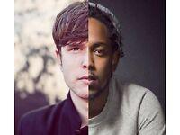 Kendrick Lamar x James Blake - DAMN TOUR Birmingham - PREMIUM SEATED TICKETS x 2
