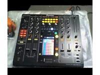Pioneer Djm 2000 nexus Boxed.