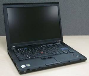 Thinkpad T400 Laptop West Footscray Maribyrnong Area Preview