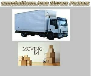 Campbelltown  Removals Small And Big Campbelltown Campbelltown Area Preview
