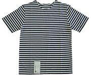 Navy Stripe T Shirt