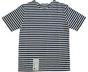 Navy Stripe T Shirt