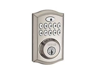Electronic door lock (Includes installation)