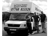 MAN AND CHEAP VAN HIRE DELIVERIES & HOUSE FURNITURE REMOVALS West Heath Northfield Kings Norton.