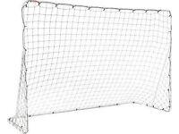 Pop up football goal