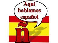 Spanish Lesson in Leamington Spa with native speaker