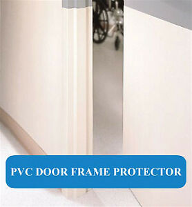 PVC Door and Frame Protectors for High Traffic Zones