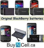 ORIGINAL BRAND NEW BLACKBERRY BATTERY Z10 Q10 9900 9780 9800