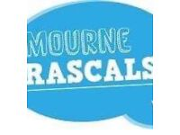 Mourne Rascals Face Painting
