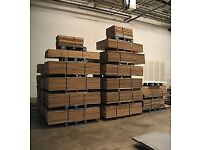 All 38mm mezzanine floor tongue and groove wood wanted! CASH PAID ( Storage , pallet racking )