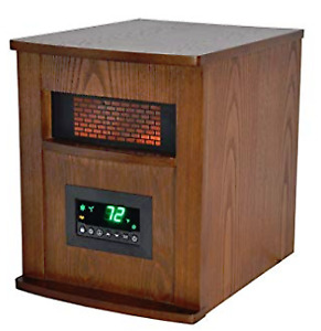 LIFESMART Infrared Quartz Heater
