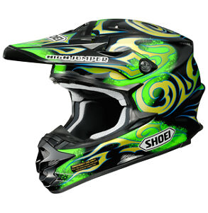 SHOEI 2016! CASQUES SHOEI VFX-W MOTOCROSS.