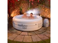 Lay-z Spa Vegas Hot Tub (fits up to 6 people)