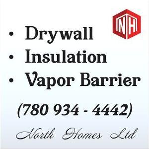 DRYWALL INSTALLATION Edmonton Edmonton Area image 1