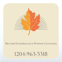 Eavestrough & Window Cleaning Services $40-120