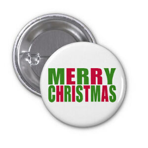 Christmas Pinback Buttons .. or create your own Buttons Cambridge Kitchener Area image 5
