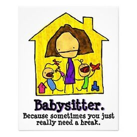 Ofsted registered childminder offering babysitting