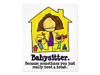 Ofsted registered childminder offering babysitting