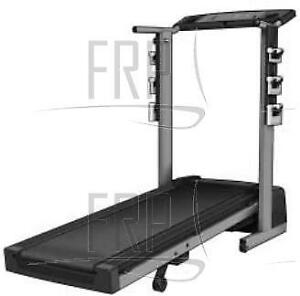 Proform - Cross-Trainer Treadmill with Weights & Bench