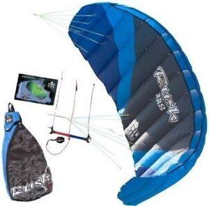 Getting started with kite, kiteboarding, snowkite