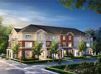 Upscale Executive Townhomes in Etobicoke Available in 2016