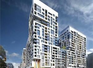 Pre-construction in downtown Toronto by Minto