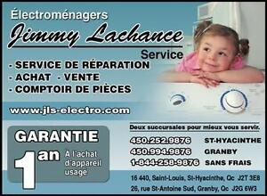 ***??LECTROM??NAGERS JIMMY LACHANCE SERVICE***