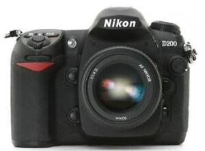 Looking for Canon or Nikon Camera