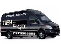 Ottawa To Toronto @5Pm (Free WiFI)