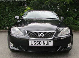 Lexus IS 220D 2.2 TD 4dr ---PRICE REDUCED--- MUST BE SEEN-RECENTLY SERVICED
