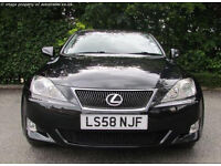 Lexus IS 220D 2.2 TD 4dr MUST BE SEEN-RECENTLY SERVICED