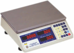 POS Retail Scale Price Computing