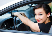 Lady Driving Instructor in Mississauga