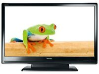 Toshiba 42 inch 1080P Full HD LCD TV - With Freeview AND remote. BARGAIN