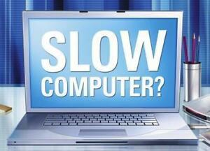Slow Computer or Mac? (905) 892-4555