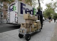 London -- Full Time Delivery Driver FedEx Ground